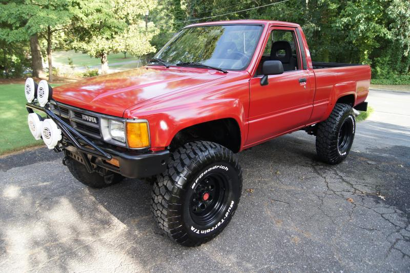 For Sale - 1987 Toyota Pickup 4x4 | IH8MUD Forum