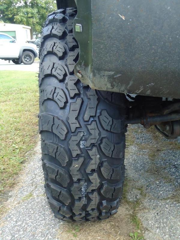 Anyone Running Interco's Irok ND tire?   IH8MUD Forum