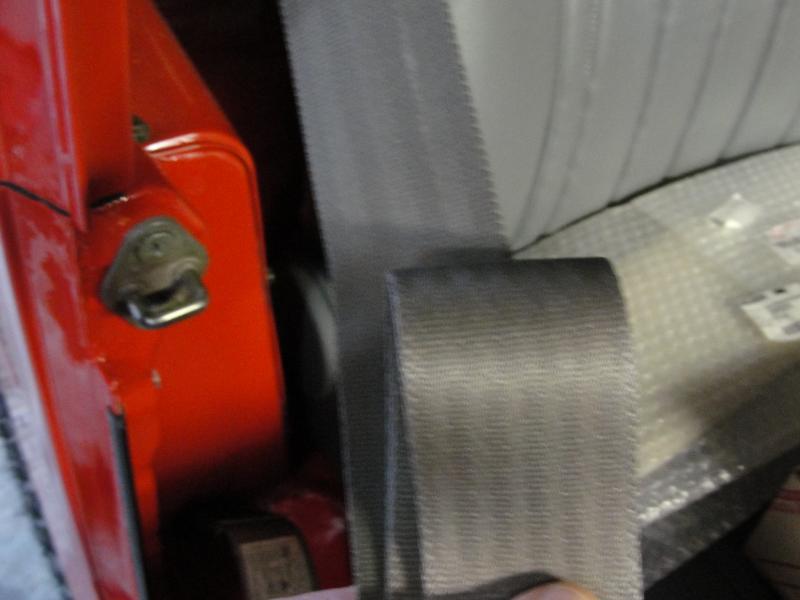 Seat Belt Rewebbing Ih8mud Forum
