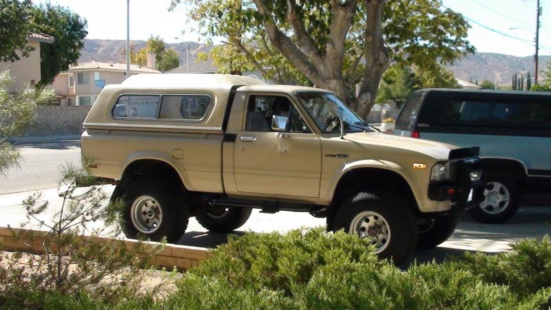 For Sale - 1982 Toyota 4x4 Beautiful Condition | IH8MUD Forum