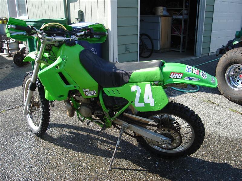 1989 Kawasaki KDX200 - Seattle   IH8MUD Forum