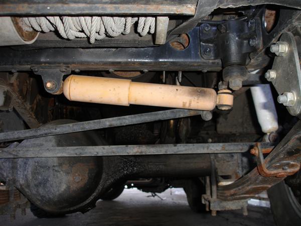 Old Man Emu Steering Damper Fj40 Ih8mud Forum