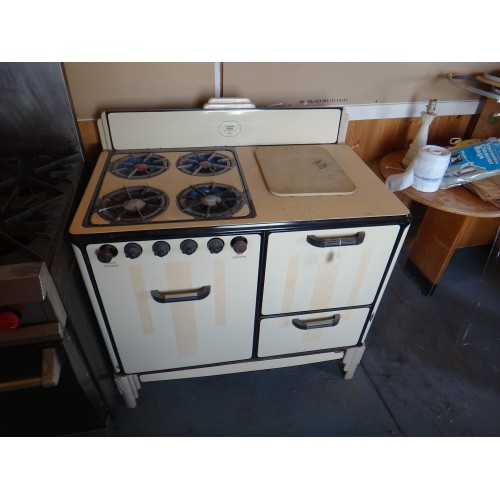 Is dual oven what a fuel