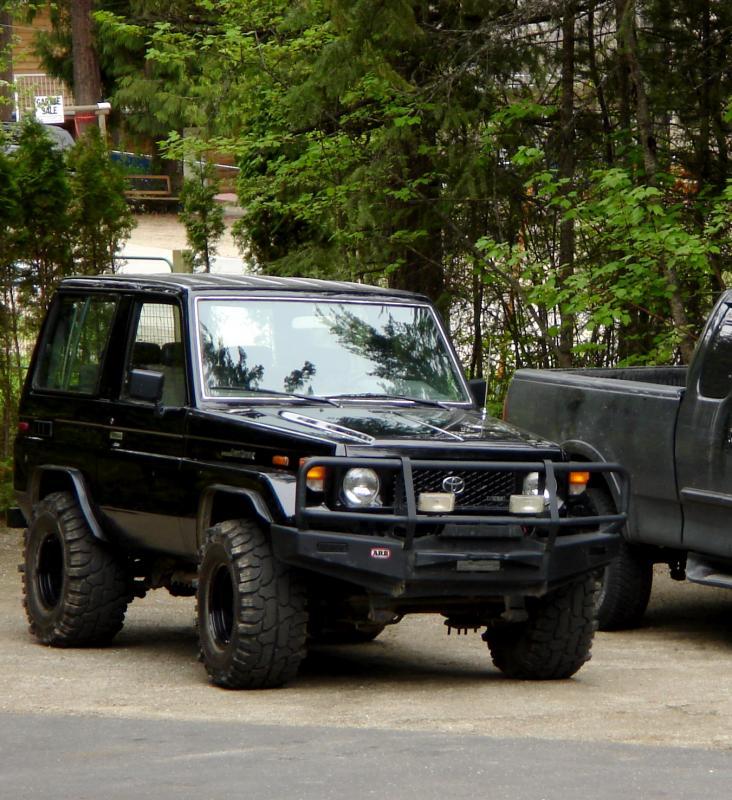 craigslist - 1986 Toyota Land Cruiser bj70 LX | IH8MUD Forum