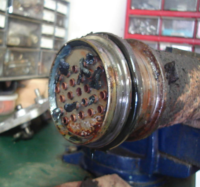How Much To Replace Transmission >> Ford - 7.3 oil cooler | IH8MUD Forum