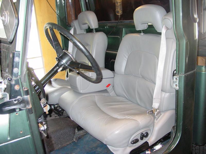 Front Bench Seat Fj40 Front Bench Seat Set 40 Series 19731978