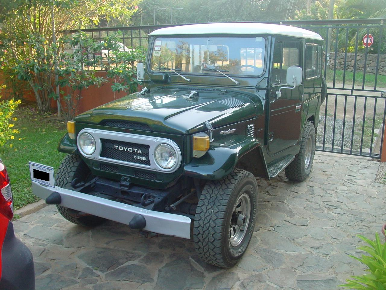 For Sale - 1978 BJ40 for sale in Costa Rica / Central