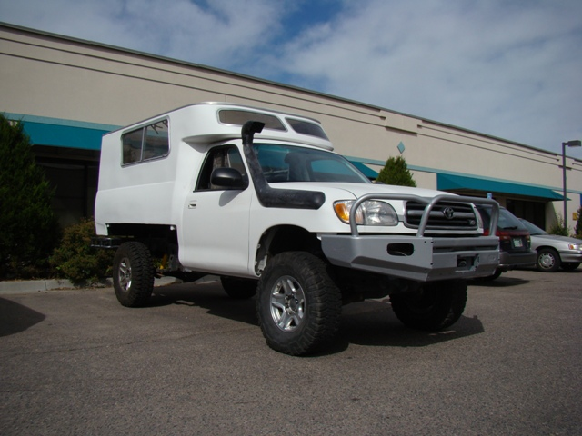 For Sale 2001 Toyota Tundra Expedition Camper Ih8mud Forum