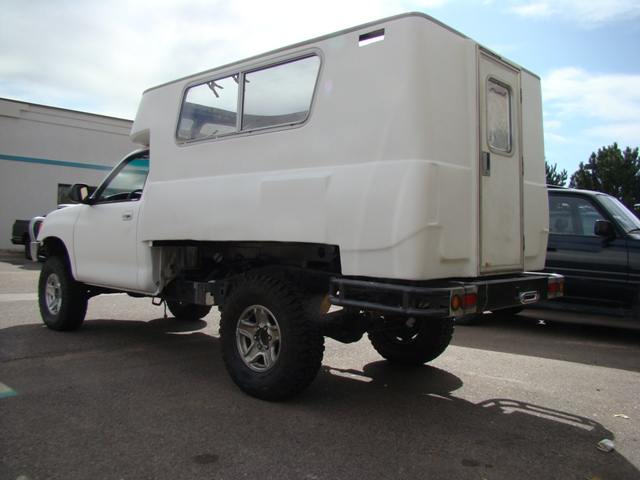 For Sale 2001 Toyota Tundra Expedition Camper Ih8mud