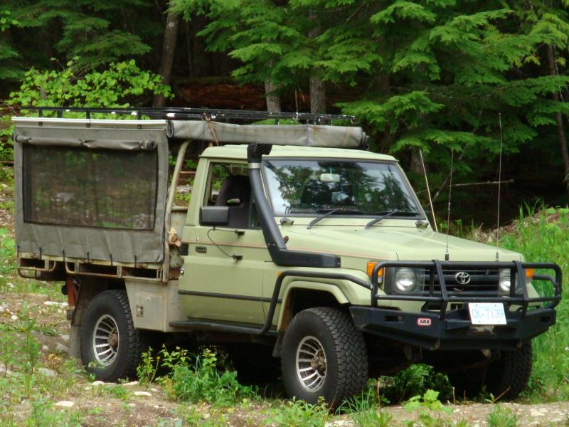For Sale Toyota Landcruiser 1995 Hzj75 Pick Up B C