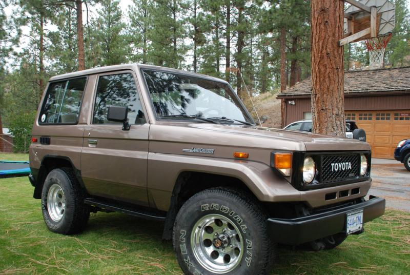1985 Toyota Bj70 Landcruiser For Sale Canada Ih8mud Forum