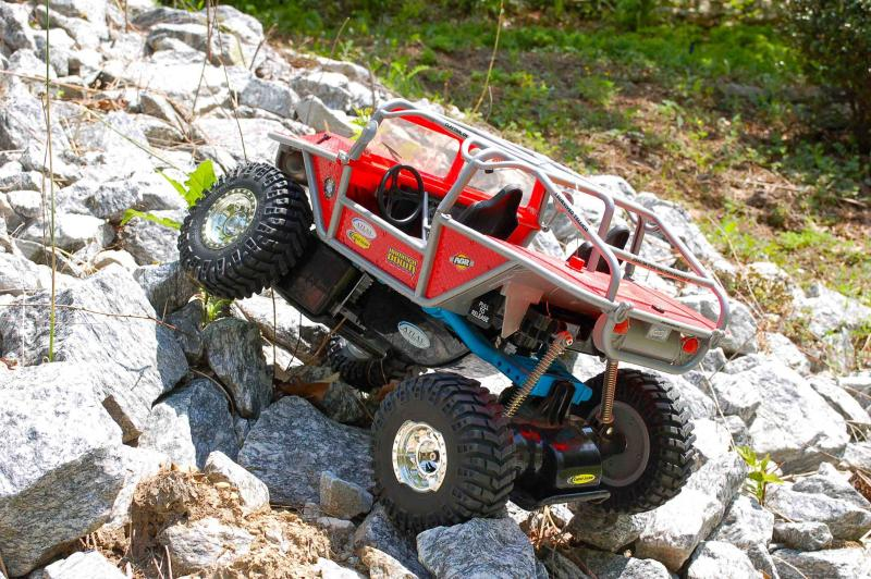 For Sale - Scorpion MK IV & Jeep Wrangler Unlimited RC ...