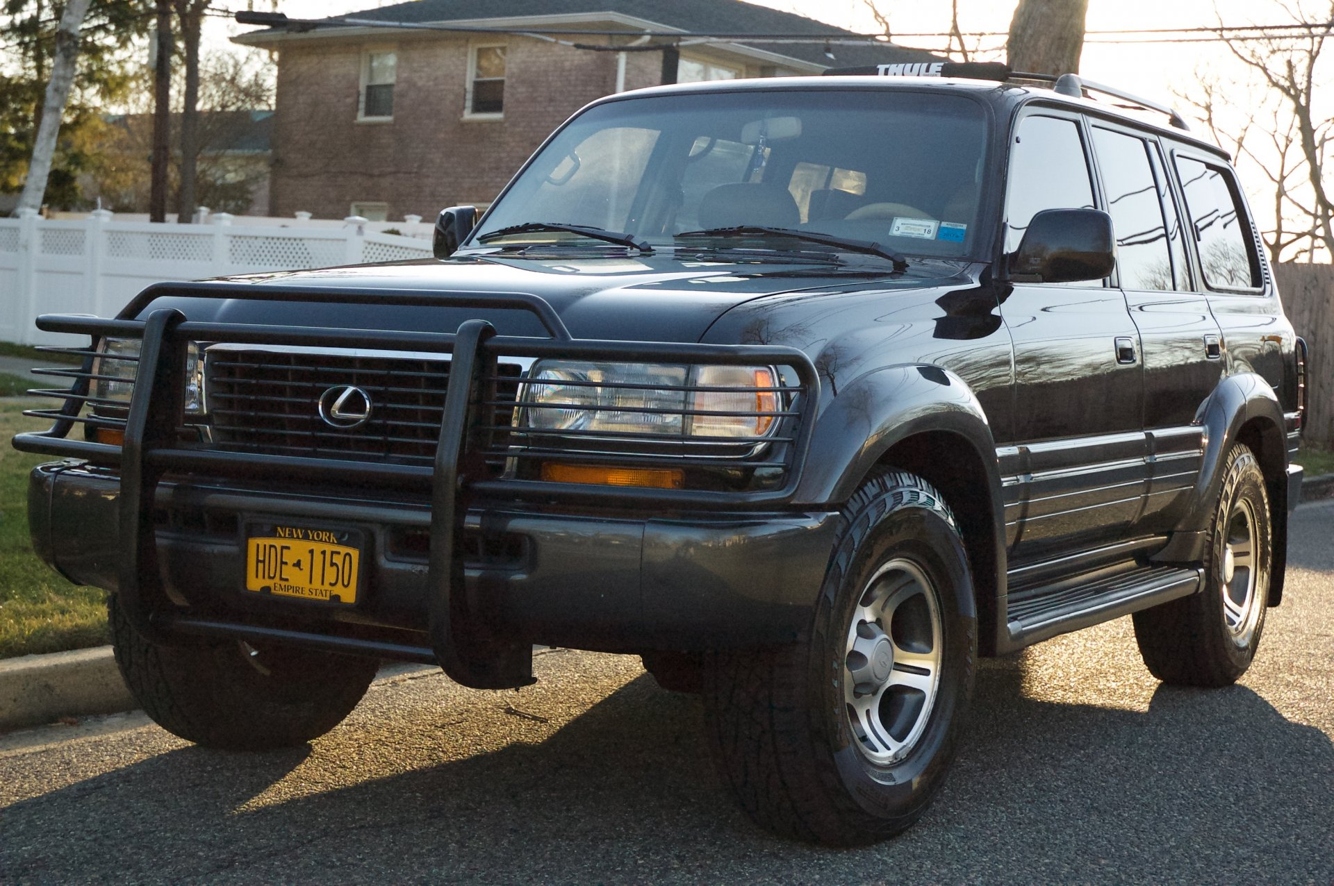 For Sale - 1996 Lexus LX450 100% Rust Free + Lockers ALL