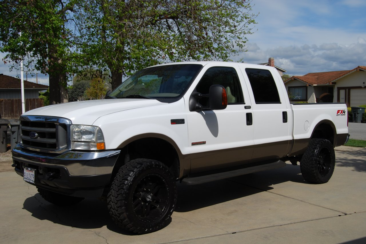 For Sale - 2004 Ford F350 Super Duty 6.0 Diesel 4dr, 4x4 ...