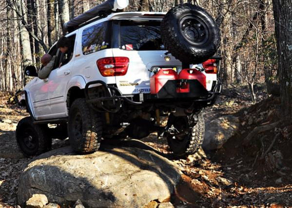 Toyota Richmond Va >> Let's See Your Toyota Expedition Build... | Page 15 ...