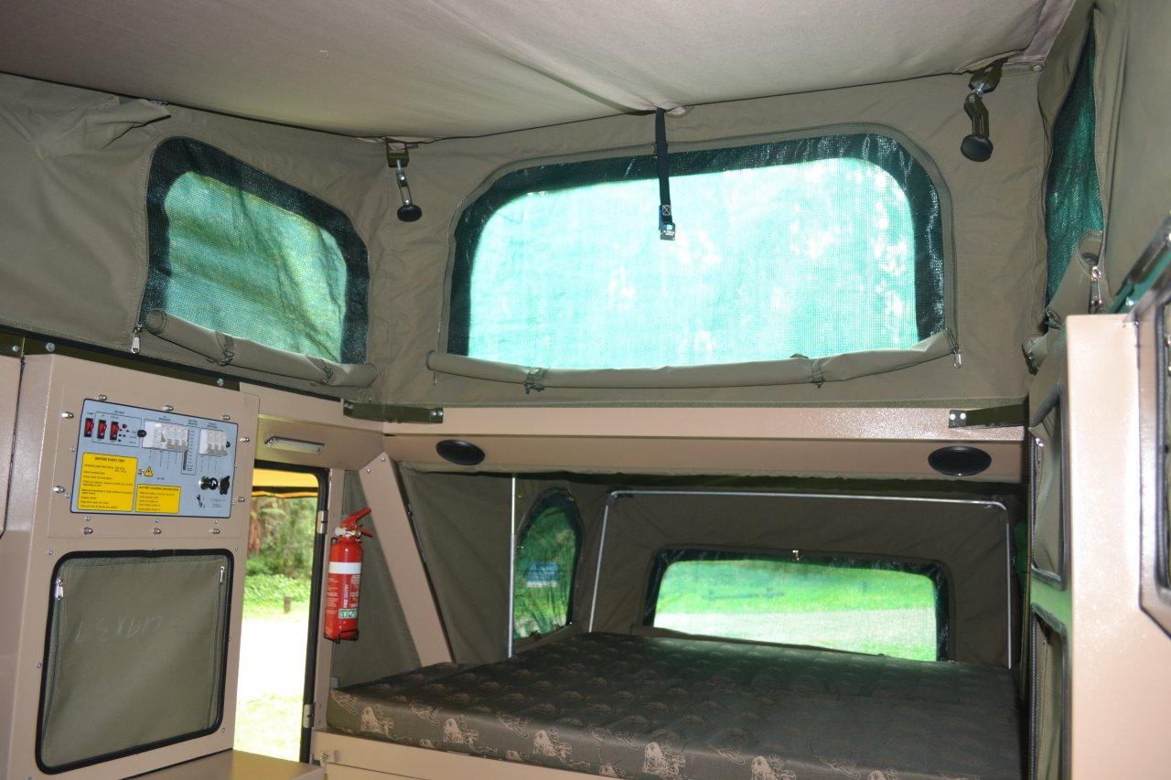 Luxury Offroad Caravan