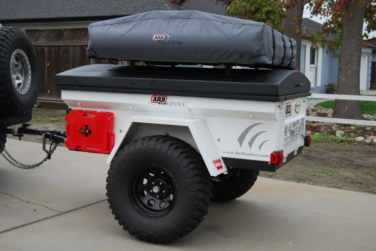 For Sale 4x4 Offroad Adventure Trailer M 416 Arb