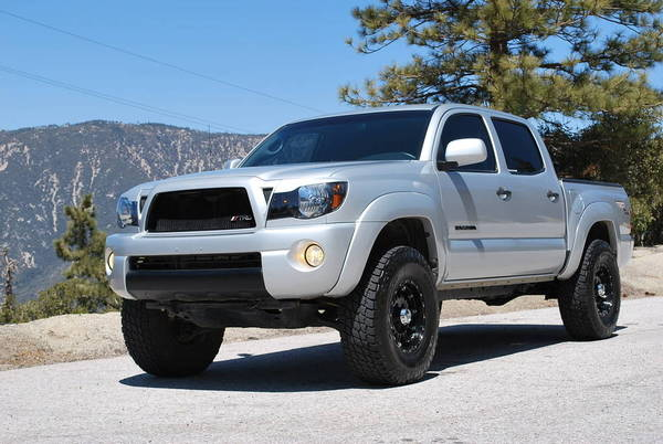 leveling kit for 2007 toyota tacoma autos post. Black Bedroom Furniture Sets. Home Design Ideas