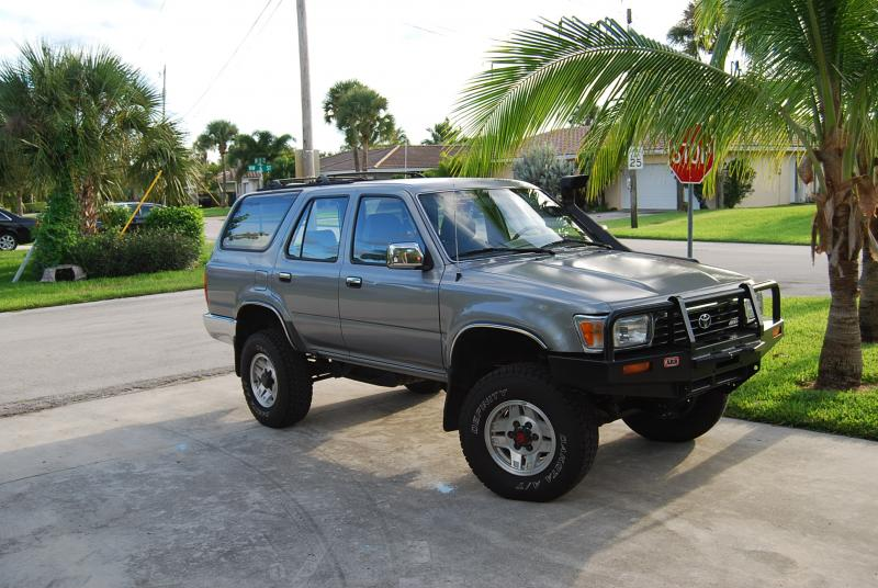 for sale 1994 4runner 1kz te diesel ih8mud forum. Black Bedroom Furniture Sets. Home Design Ideas
