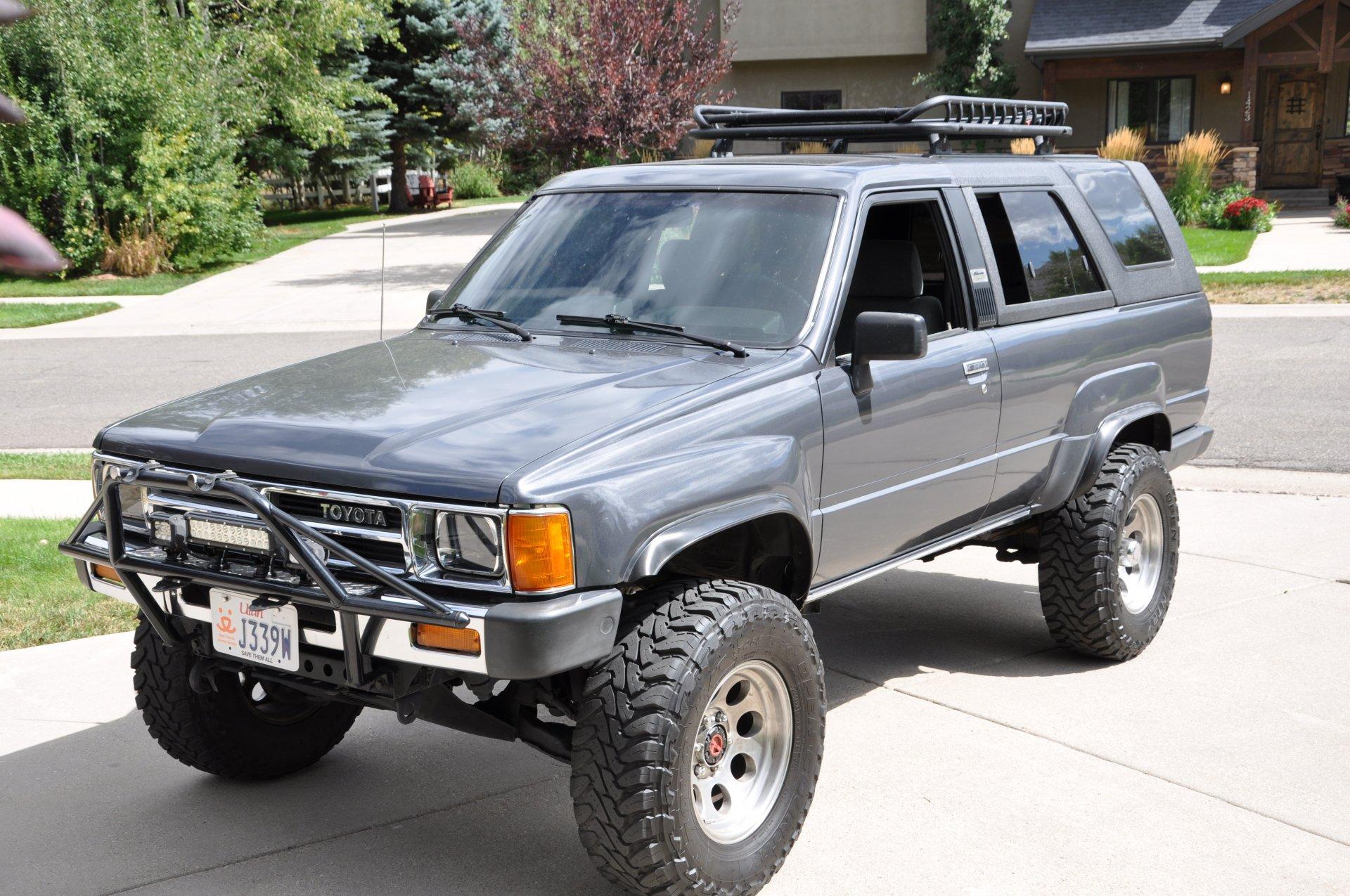 For Sale 1987 Toyota 4runner Sr5 Turbo For Sale Utah