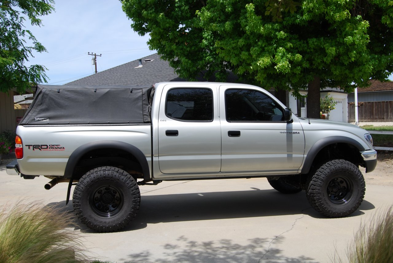 For Sale - 2001 Toyota Tacoma Double Cab 4X4!TRD/SR5/V6/Auto!Beautiful!Lifted! (Monterey ...