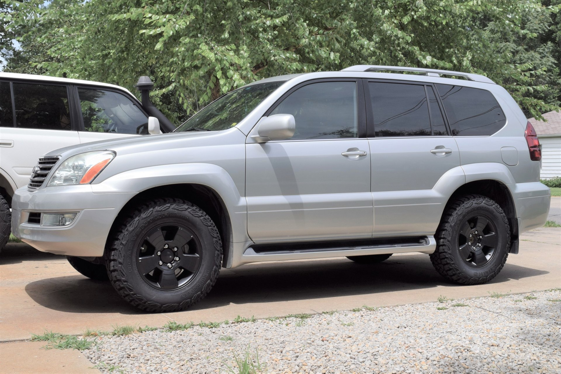 GX470 Wheel/Tire/Lift Picture Combination Thread | IH8MUD Forum