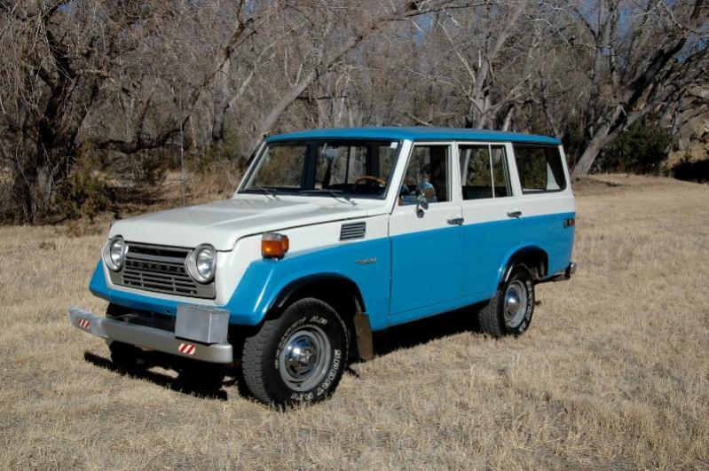 For Sale 1976 Toyota Land Cruiser Fj55 Mint Amp Original