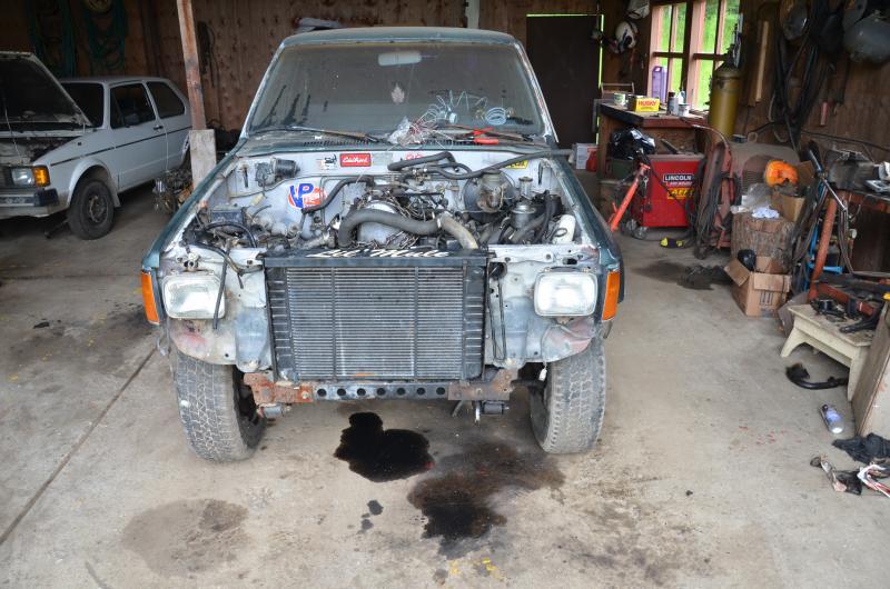 1984 Toyota Xtracab OM617 Build | IH8MUD Forum