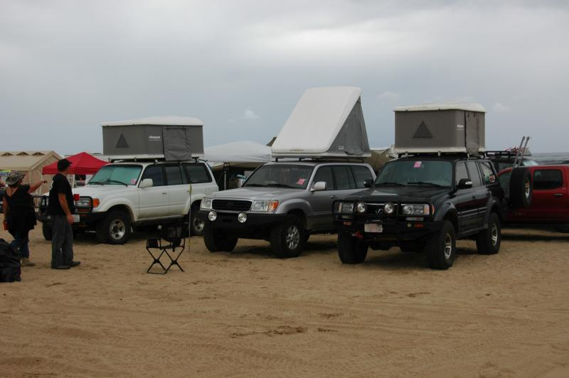 here is the pic with different types & pop up roof top tents; what do you have and pros and cons ...