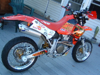 XR650R Street Legal Supermoto Race bike ! | IH8MUD Forum