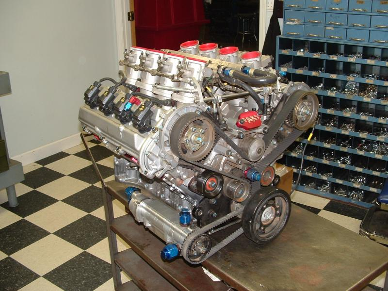 Colorado Springs Toyota >> toyota v8 engine swap??? | IH8MUD Forum