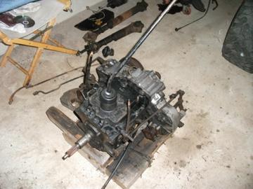 For Sale Fj40 Pto 4 Speed Transmission Amp Transfer Case