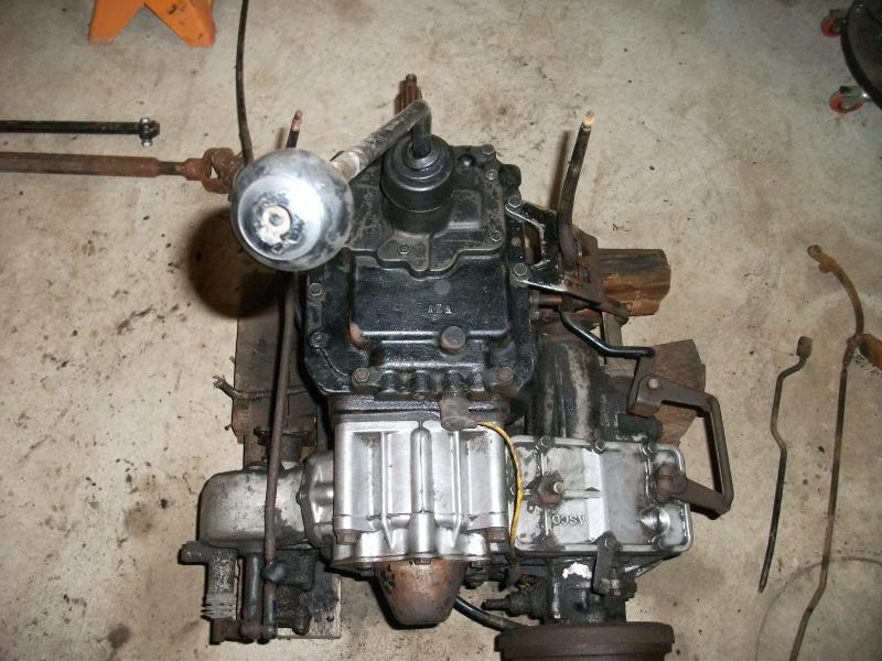 For Sale - FJ40 PTO 4 Speed Transmission & Transfer Case ...