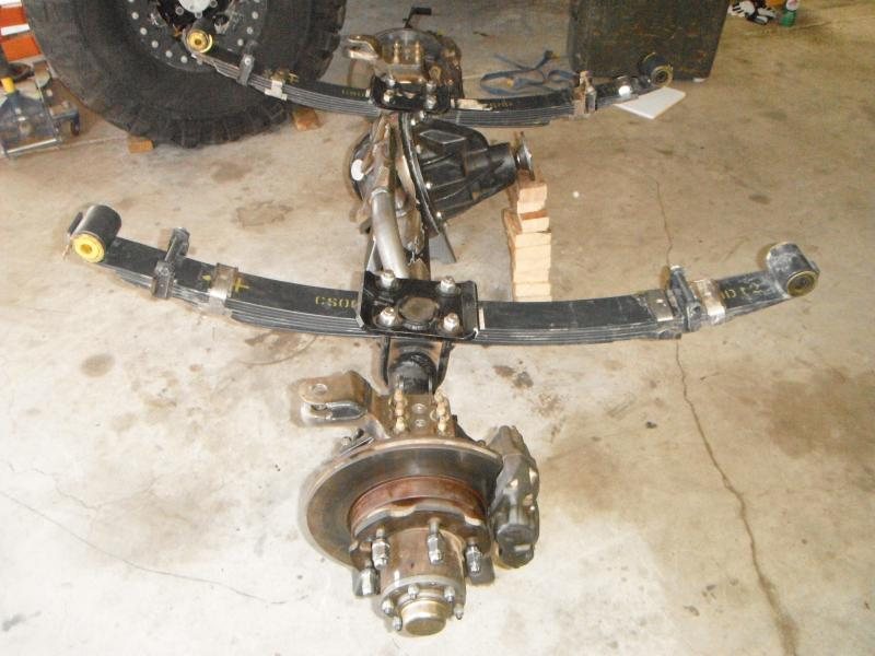 "Toyota Tundra Diesel >> For Sale - Fully BUILT FJ60 Toyota Land Cruiser Front Axle w/OME 2.5"" Leafs 
