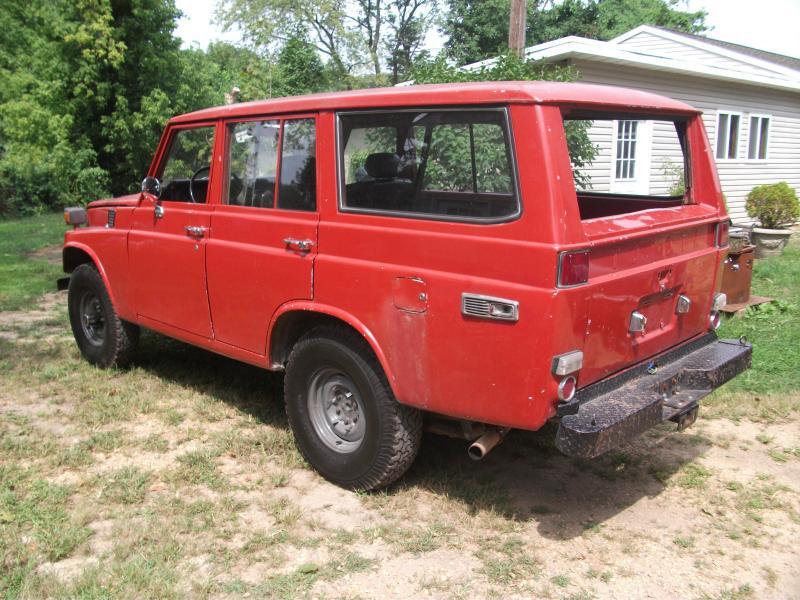 craigslist 1977 FJ55 NJ $5k