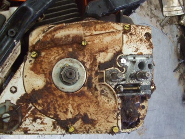 Starter Repair Near Me >> Repair Stihl Chainsaw Oil Pump | IH8MUD Forum