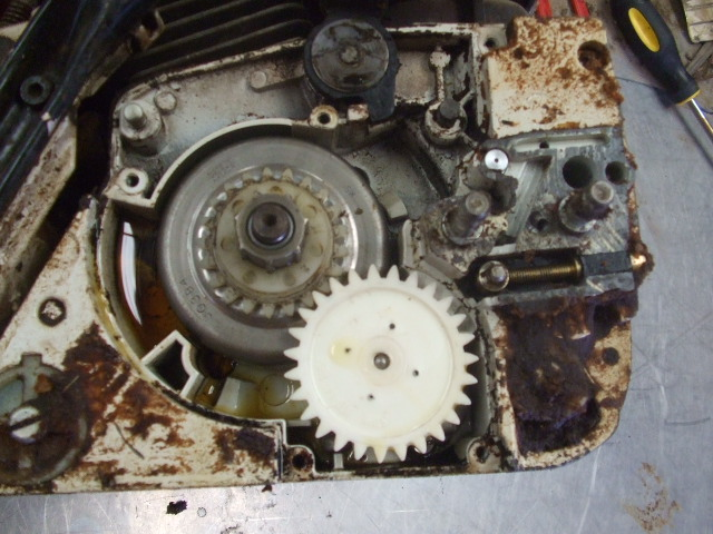 Repair Stihl Chainsaw Oil Pump Page 7 Ih8mud Forum