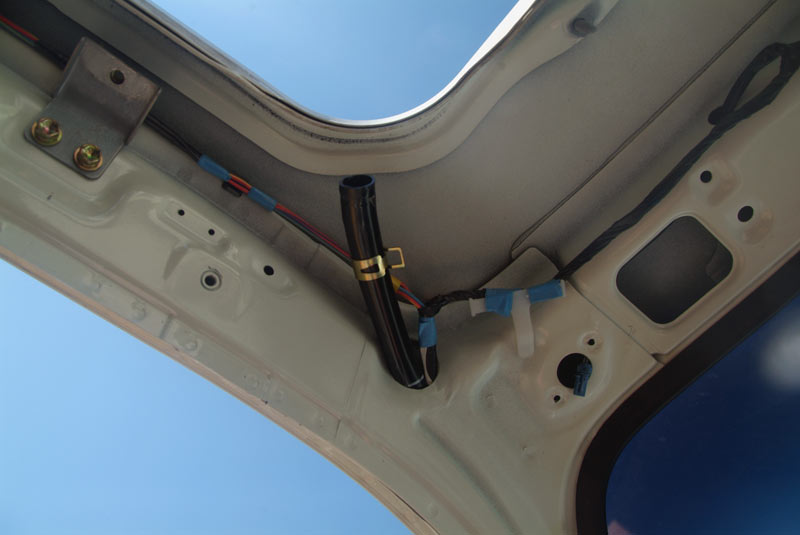 Cleaning Your Sunroof Drains Faq Page 2 Ih8mud Forum