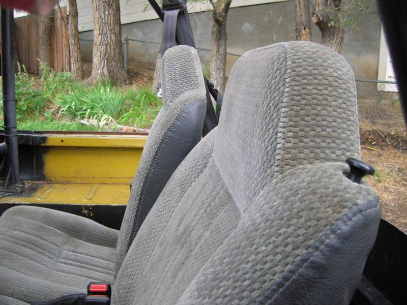 Best Rear Seats Ever Geo Tracker Suzuki Sidekick