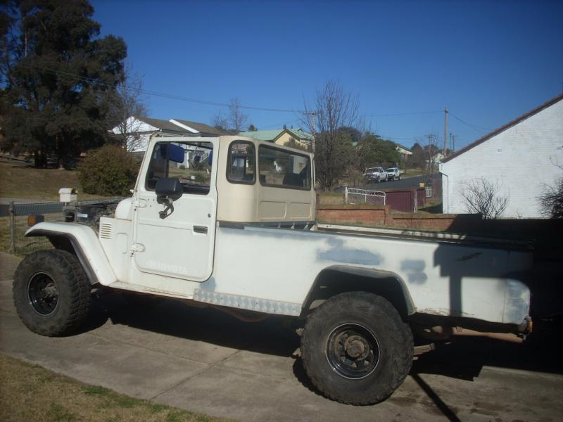Turning Fj45 Troopy Into Ute Ih8mud Forum