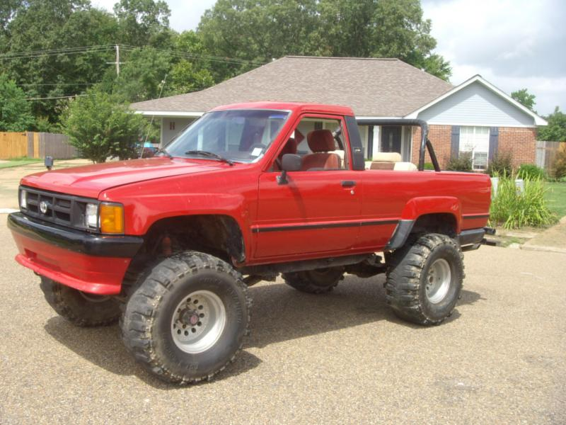 for sale 1985 toyota 4runner 4x4 must see ih8mud forum. Black Bedroom Furniture Sets. Home Design Ideas
