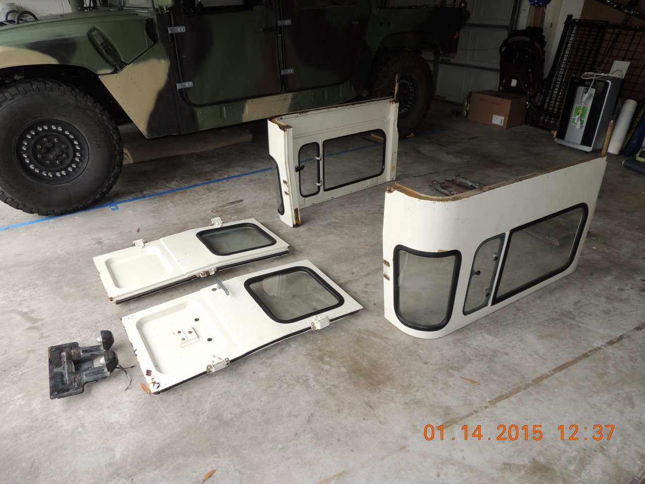 For Sale 1978 Fj40 Hardtop With Custom Roofrack Extra