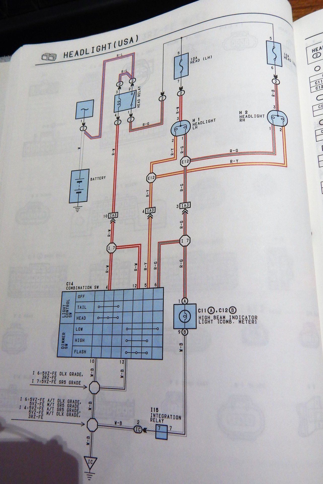 Toyota T100 Headlight Wiring Diagram - Wiring Diagram Replace loose-notice  - loose-notice.miramontiseo.it | 1997 Toyota T100 Wiring Diagram |  | loose-notice.miramontiseo.it