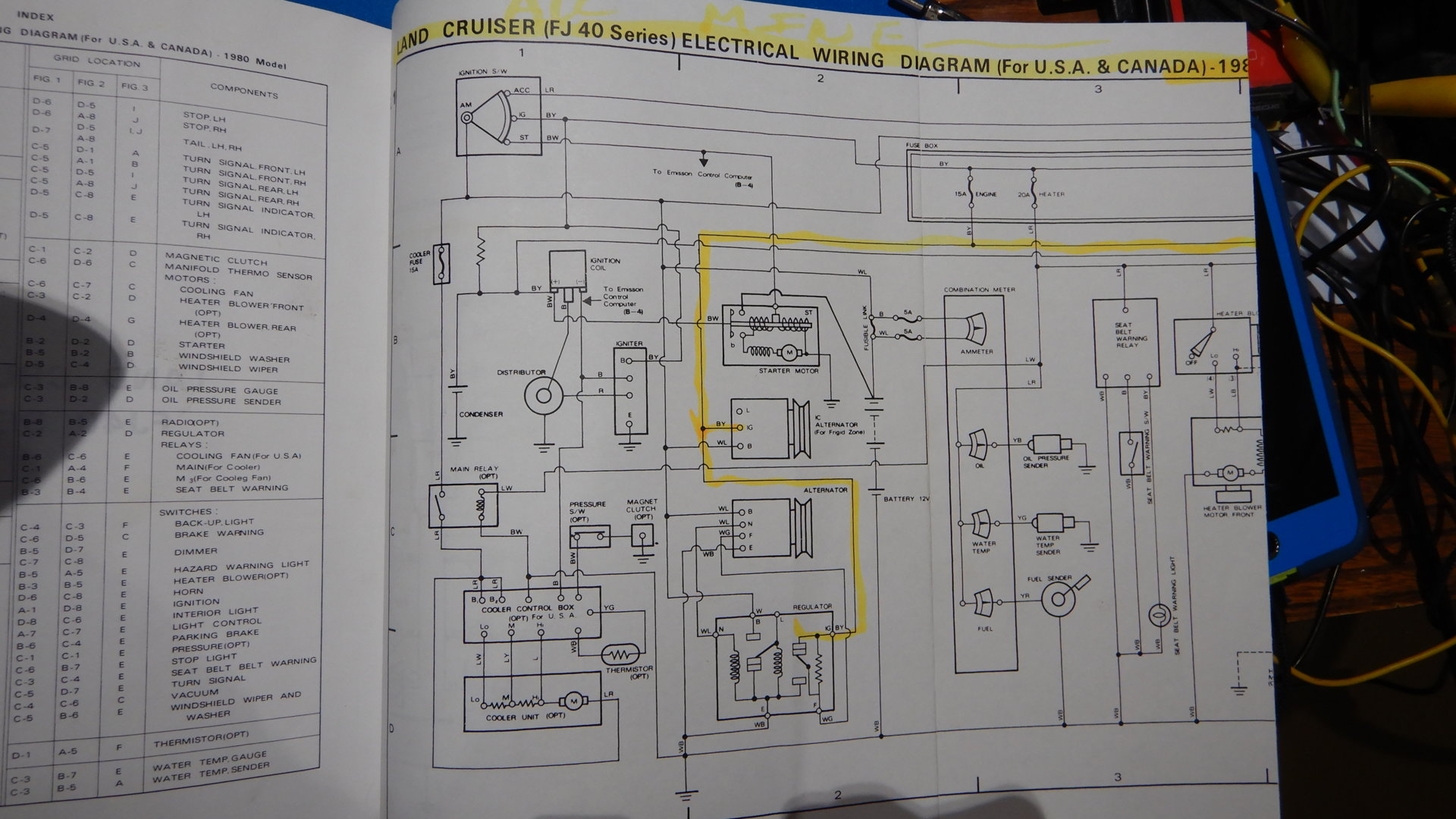 Volt Wiring Diagram On Volt Wiring Diagram Also Voltage Regulator On