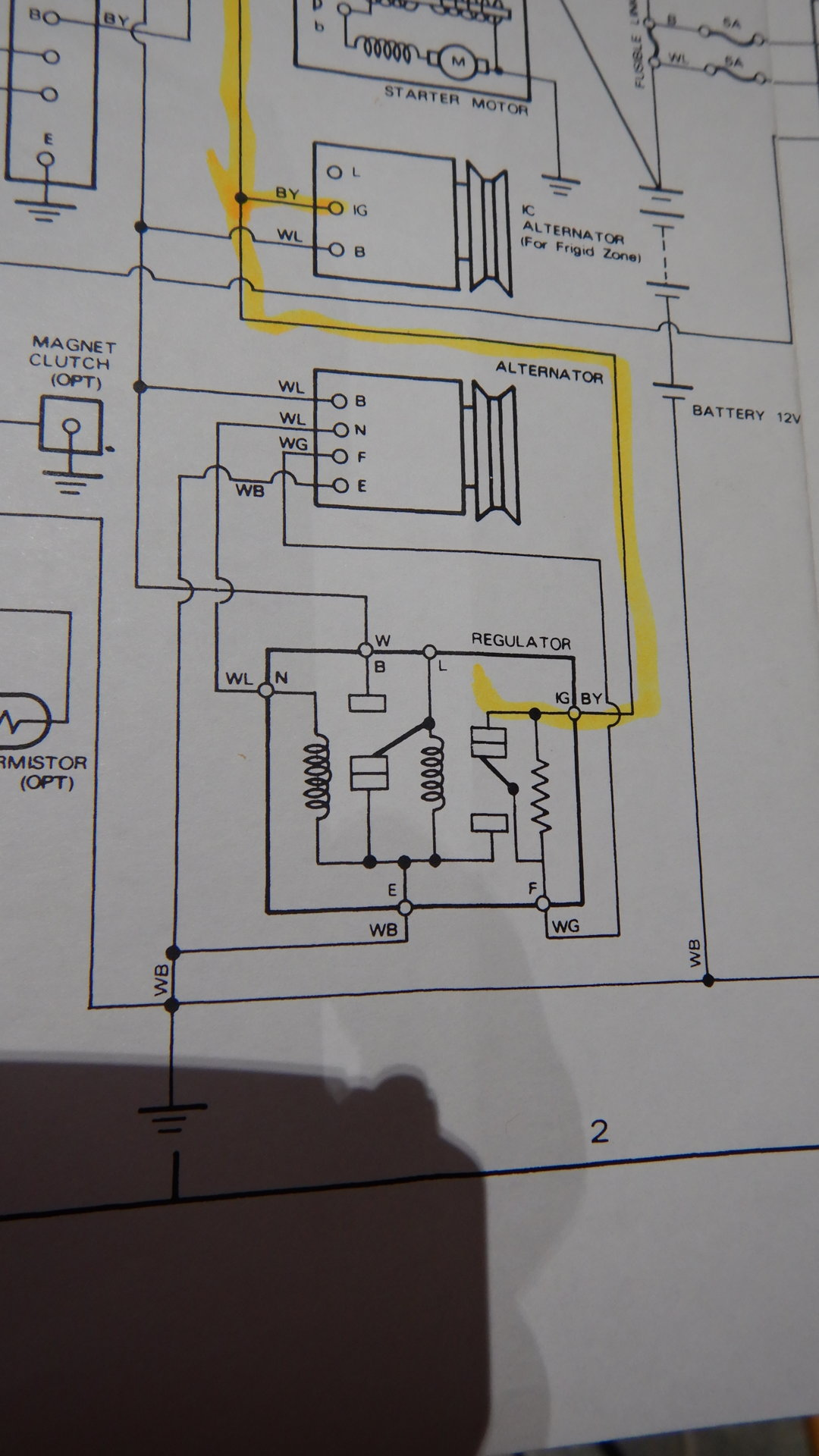 6 pin voltage regulator wiring help | Page 2 | IH8MUD Forum | Vr600 Voltage Regulator Wiring Diagram |  | IH8MUD Forum
