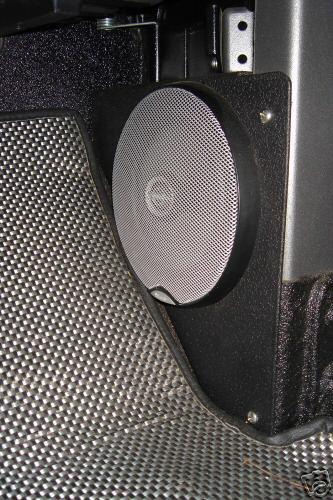 Toyota Land Cruiser 70 >> stereo speakers in a FJ40 | IH8MUD Forum