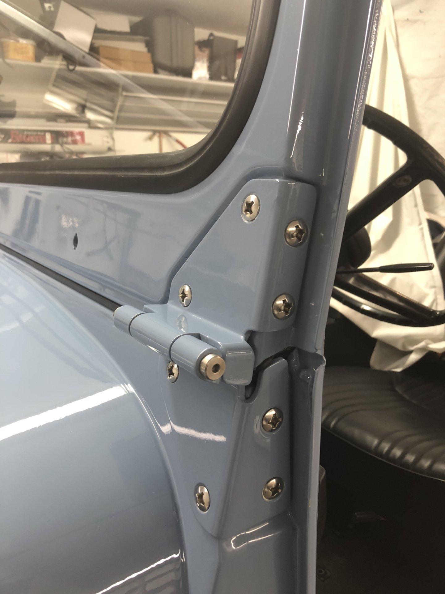 Stainless Steel Windshield Doors Hood Amby Fj40 Hinge Pins