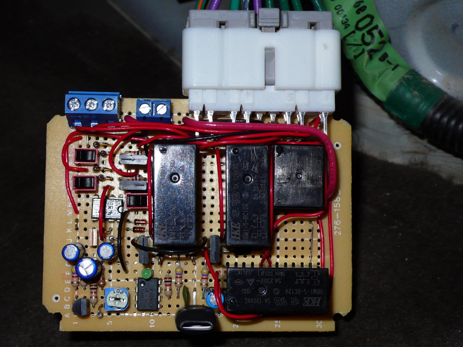 Oem Locker Wiring Harness Options
