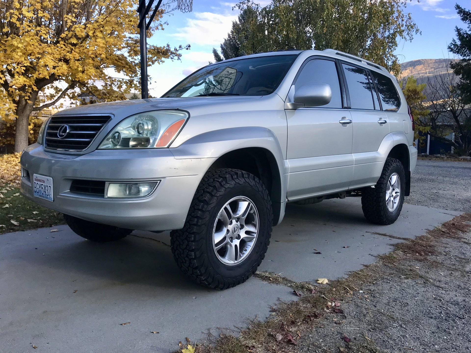 GX470 Wheel/Tire/Lift Picture Combination Thread | Page 3 | IH8MUD Forum
