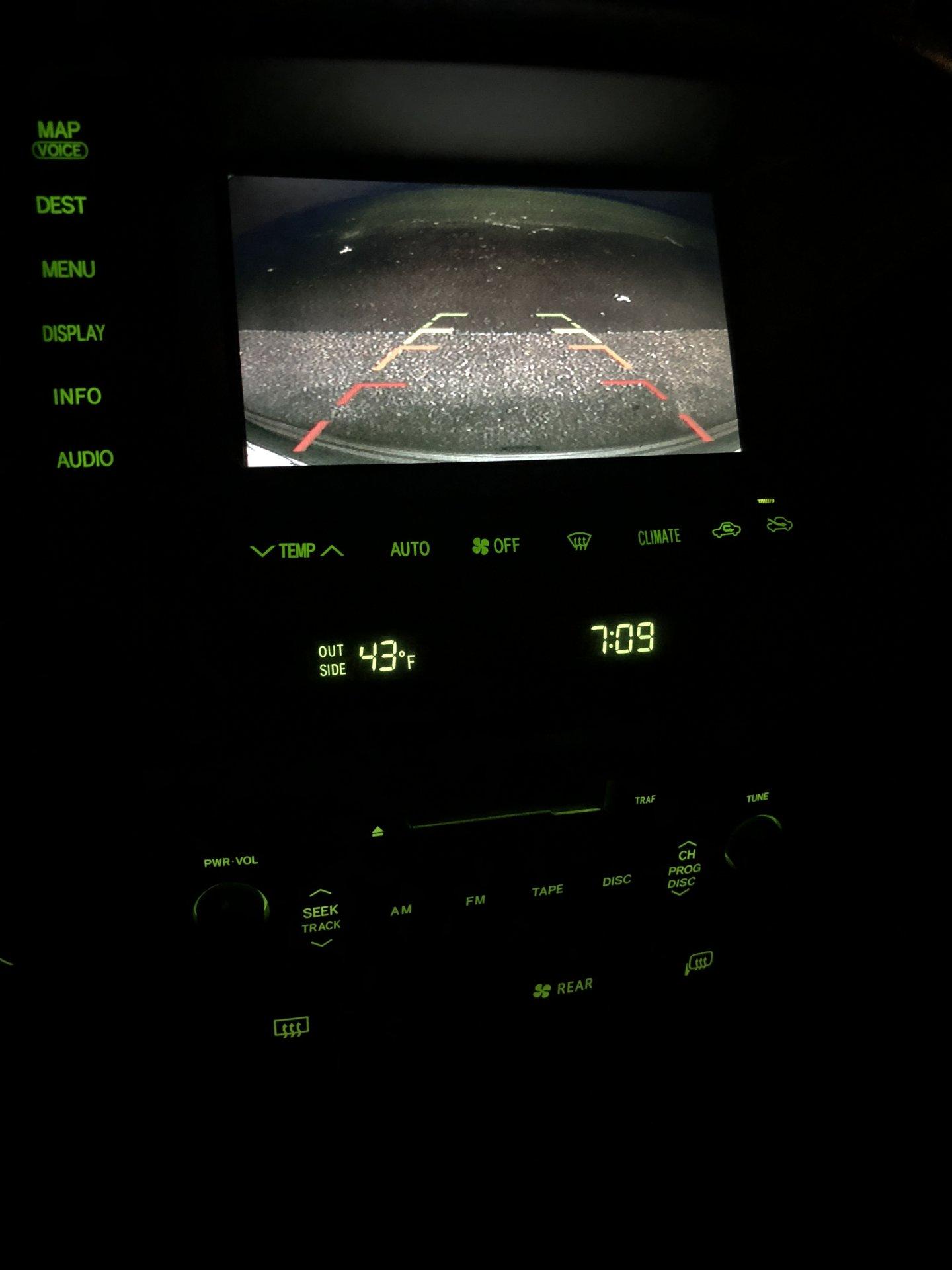 Diy Backup Camera Install 2002 Lexus Lx 470 W Factory Nav Ih8mud Need Wiring Diagram From Radio Harness2002ls430radio3jpg F1a29e95 26f1 4d95 B41f Bfb3f98b5e0fjpeg